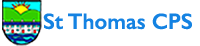 St Thomas Primary Mobile Logo